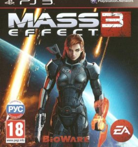 Игра Mass Effect 3 на Playstation 3.Продажа/обмен