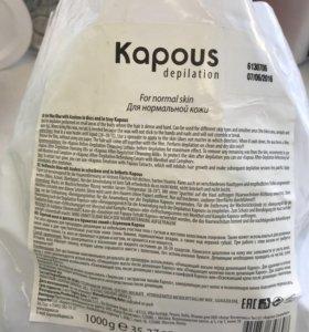 Воск Kapous