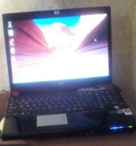 Ноутбук MSI для работы и игр
