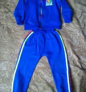 Спортивный костюм 116-122р