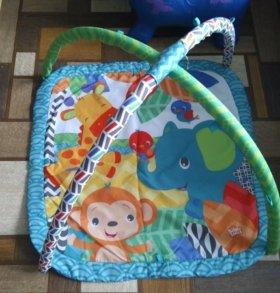 Развивающий коврик (без игрушек)