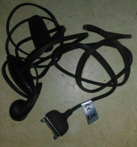 Наушники от Nokia разъём старого образца