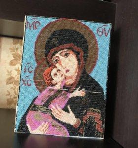 Икона «Божья матерь»