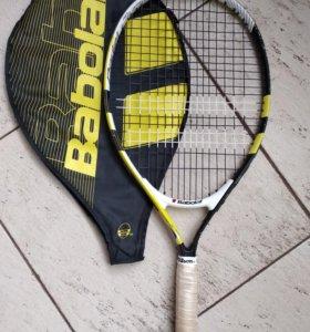Теннисная ракетка (на возраст 4-5 лет)