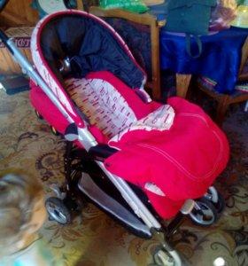Деткая коляска peg-perego , в отличном состоянии.
