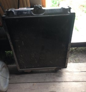 Радиатор 4M40