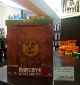 Коллекционное издание Far Cry 4 Xbox One