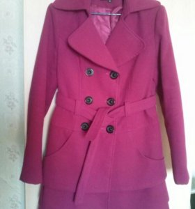 Пальто на позднюю весну-раннюю осень