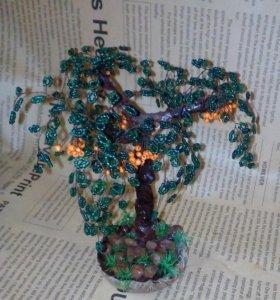дерево рябины