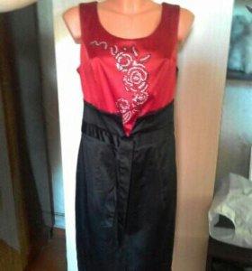 платье + пиджак (бесплатно)