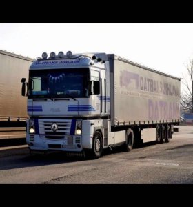 Ремонт грузовых иномарок