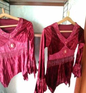 Празничные блузки