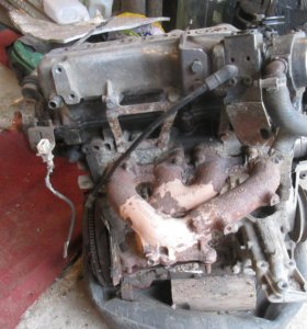 Volkswagen Passat B3 двигатель 9а и запчасти.