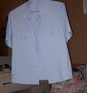 Рубашка и брюки Ж/Д.студента.