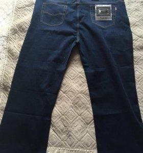 Великаны -джинсы новые стрейч