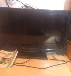 Продам ЖК Телевизор Fusion FLTV-24L31B. Торг умест