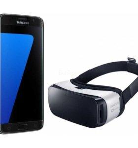 Samsung galaxy s7 с gearvr