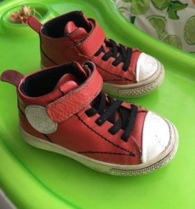 Ботиночки-кеды