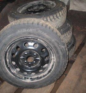 Колеса в сборе Formula ICE Pirelli