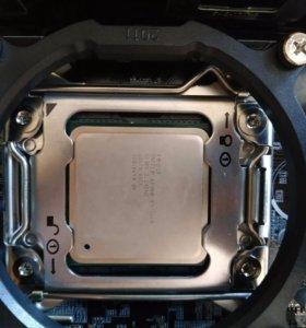 проц 16 Ядер Intel 2660 +материнка новая+16GB ddr3