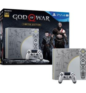 Sony PlayStation 4 pro limited edition
