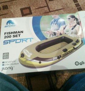 Лодка Fishman