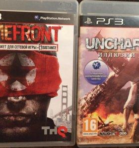 Продам диски с играми на PS3 торг уместен