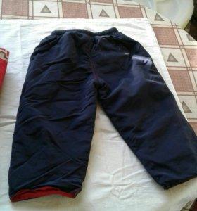 Костюм, куртка и штанишки