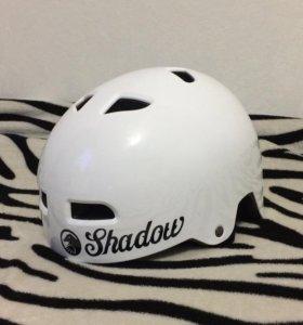 Шлем Shadow Classic (белый глянец) XS (46-50 cm)