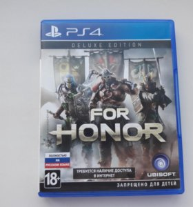 For Honor ll Ps4 игра на пс 4