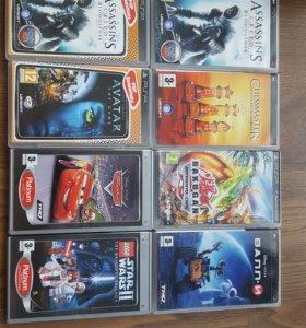 Диски Sony PSP