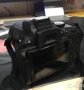 Фотоаппарат nikon d5100+ штатив и сумка