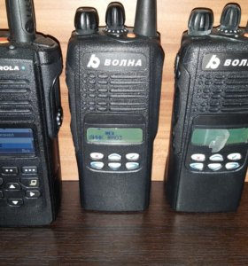 Программирование раций, настройка радиостанций