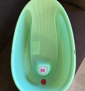 Ванночка для купания новорожденных OkBaby