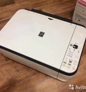 Принтер, сканер, копир Canon pixma mp272 (мфу)