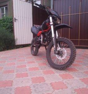 Мотоцикл Ибис ТТР 125