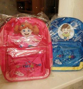 Ранец школьный новый (рюкзак, портфель )