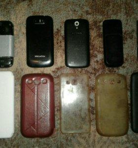 Чехлы телефоны