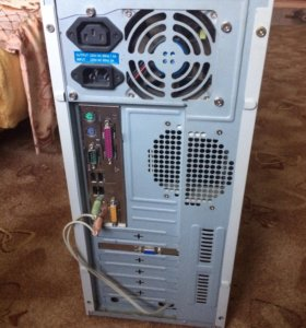 Продам компьютер на запчасти или полностью