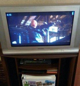 Телевизор samsung с подставкой
