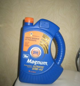 масло Magnum ULTRATEC 10W40