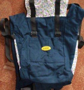 Переноска эрго-рюкзак