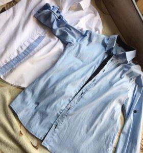 Рубашки р.38