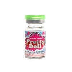 Цветные линзы Pretty doll 3-6 мес