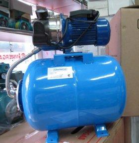 Насосная станция Unipump JS 100 бак 50 литров
