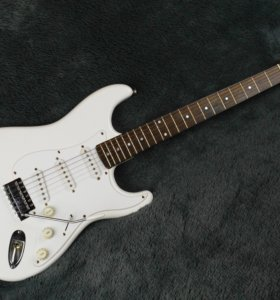 Rockson Stratocaster ST Series Olympic White