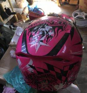 Шлем фул фейс.