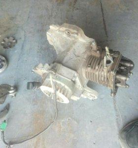 Двигатель от венты