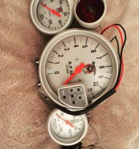 Датчики.темп воды и давление масла(механика ориг)