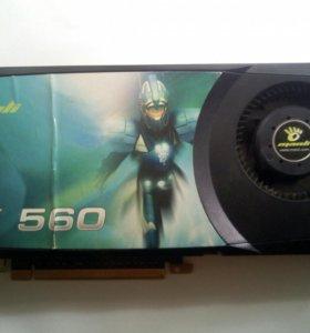Видеокарта GTX 560 игровая